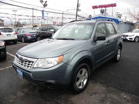 2013 Subaru Forester for sale at Route 46 Auto Sales Inc in Lodi NJ