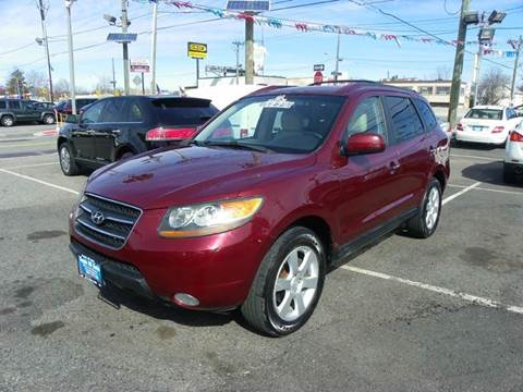 2007 Hyundai Santa Fe for sale at Route 46 Auto Sales Inc in Lodi NJ