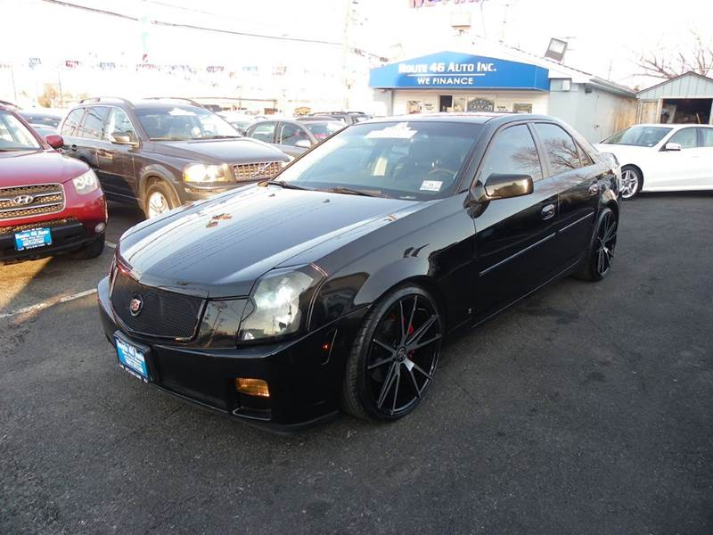2007 Cadillac CTS for sale at Route 46 Auto Sales Inc in Lodi NJ