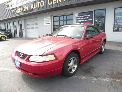 2000 Ford Mustang for sale at Route 46 Auto Sales Inc in Lodi NJ