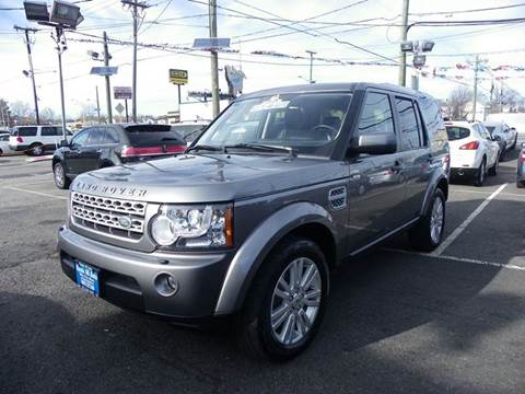 2011 Land Rover LR4 for sale at Route 46 Auto Sales Inc in Lodi NJ