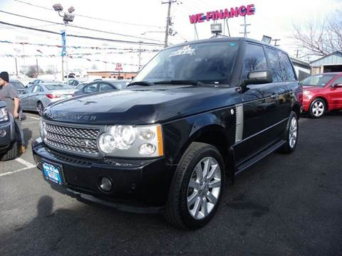 2006 Land Rover Range Rover for sale at Route 46 Auto Sales Inc in Lodi NJ