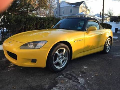 2001 Honda S2000 for sale at Route 46 Auto Sales Inc in Lodi NJ