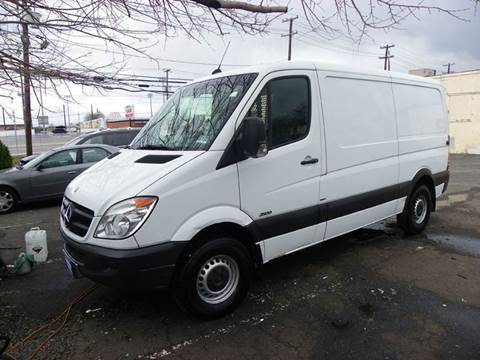 2010 Mercedes-Benz Sprinter Cargo for sale at Route 46 Auto Sales Inc in Lodi NJ