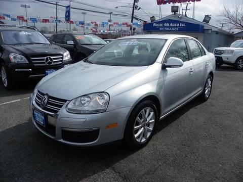 2010 Volkswagen Jetta for sale at Route 46 Auto Sales Inc in Lodi NJ