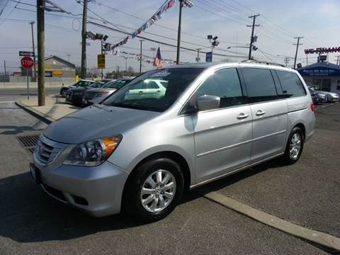 2010 Honda Odyssey for sale at Route 46 Auto Sales Inc in Lodi NJ