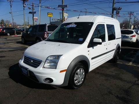 2012 Ford Transit Connect for sale at Route 46 Auto Sales Inc in Lodi NJ