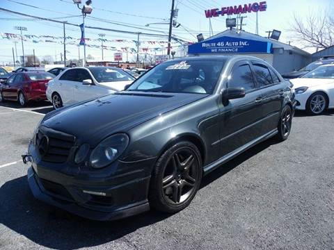 2004 Mercedes-Benz E-Class for sale at Route 46 Auto Sales Inc in Lodi NJ