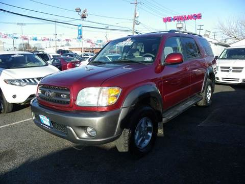 2004 Toyota Sequoia for sale at Route 46 Auto Sales Inc in Lodi NJ