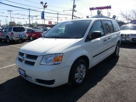2008 Dodge Grand Caravan for sale at Route 46 Auto Sales Inc in Lodi NJ