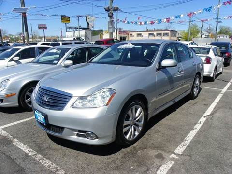 2008 Infiniti M35 for sale at Route 46 Auto Sales Inc in Lodi NJ