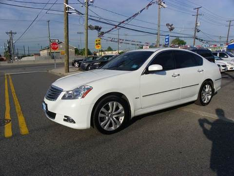 2010 Infiniti M35X for sale at Route 46 Auto Sales Inc in Lodi NJ