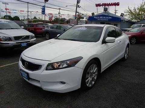 2009 Honda Accord for sale at Route 46 Auto Sales Inc in Lodi NJ