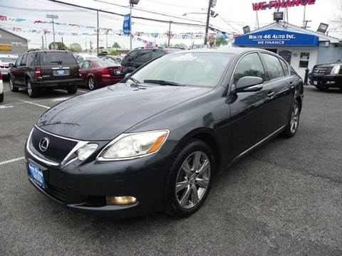 2008 Lexus GS 350 for sale at Route 46 Auto Sales Inc in Lodi NJ