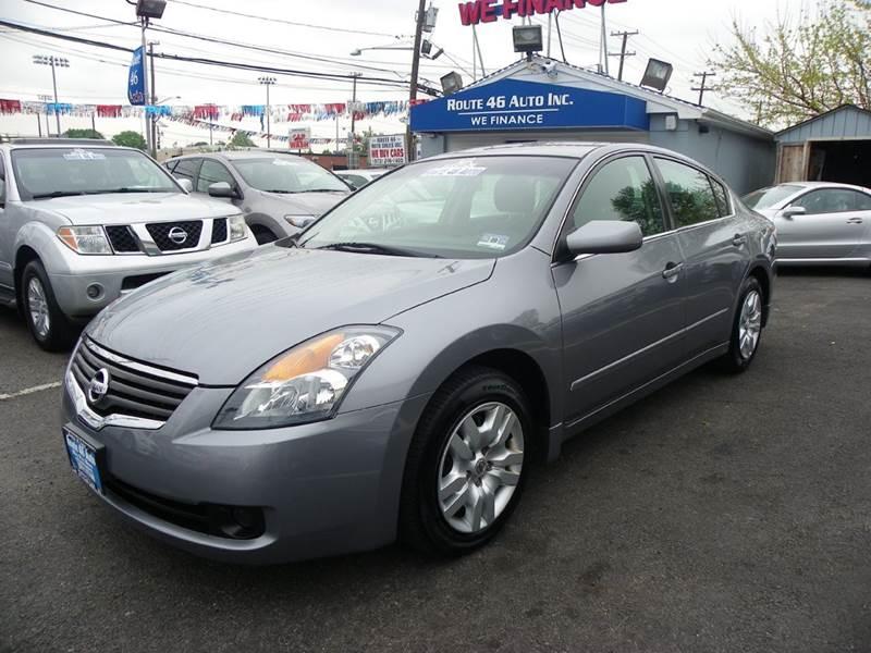 2009 Nissan Altima for sale at Route 46 Auto Sales Inc in Lodi NJ