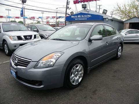 2009 Nissan Altima for sale at Route 46 Auto Sales Inc in Lodi NJ