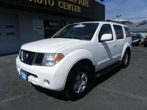 2005 Nissan Pathfinder for sale at Route 46 Auto Sales Inc in Lodi NJ
