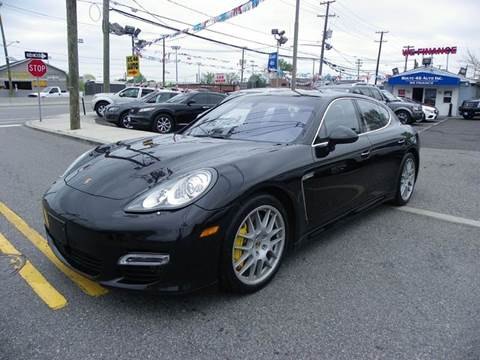 2010 Porsche Panamera for sale at Route 46 Auto Sales Inc in Lodi NJ