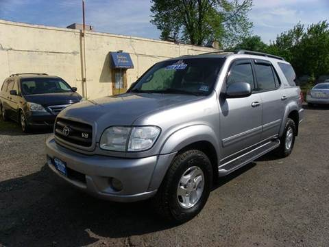 2003 Toyota Sequoia for sale at Route 46 Auto Sales Inc in Lodi NJ