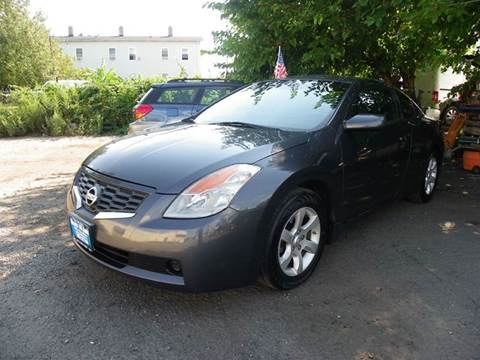 2008 Nissan Altima for sale at Route 46 Auto Sales Inc in Lodi NJ