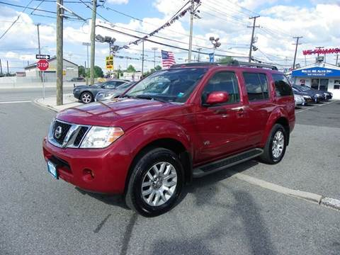 2008 Nissan Pathfinder for sale at Route 46 Auto Sales Inc in Lodi NJ