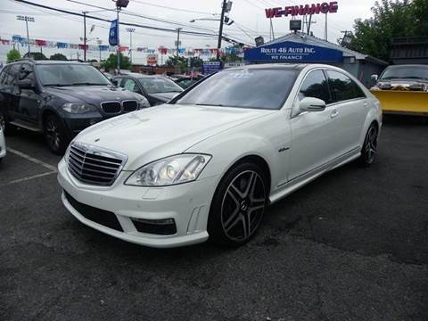 2009 Mercedes-Benz S-Class for sale at Route 46 Auto Sales Inc in Lodi NJ