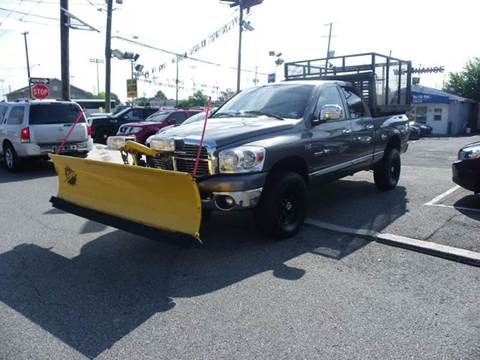 2007 Dodge Ram Pickup 1500 for sale at Route 46 Auto Sales Inc in Lodi NJ