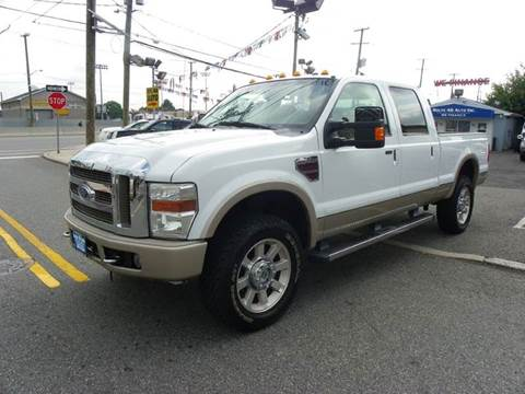 2010 Ford F-350 Super Duty for sale at Route 46 Auto Sales Inc in Lodi NJ