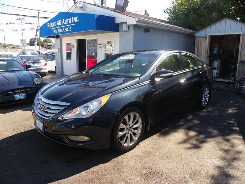 2012 Hyundai Sonata for sale at Route 46 Auto Sales Inc in Lodi NJ