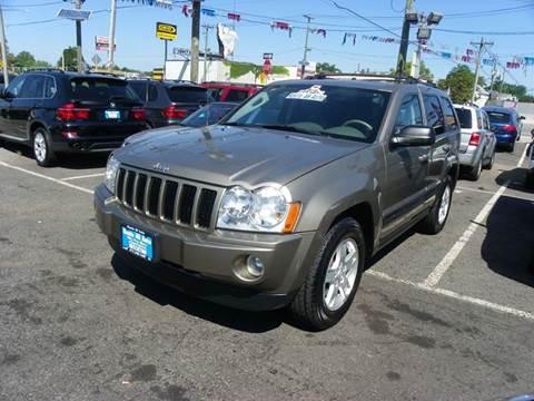 2006 Jeep Grand Cherokee for sale at Route 46 Auto Sales Inc in Lodi NJ