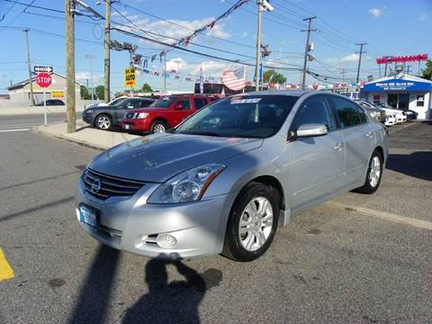 2010 Nissan Altima for sale at Route 46 Auto Sales Inc in Lodi NJ