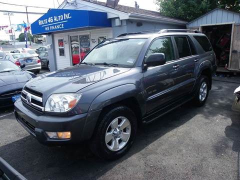 2005 Toyota 4Runner for sale at Route 46 Auto Sales Inc in Lodi NJ