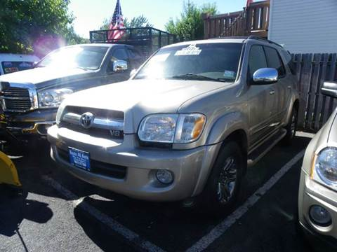 2007 Toyota Sequoia for sale at Route 46 Auto Sales Inc in Lodi NJ