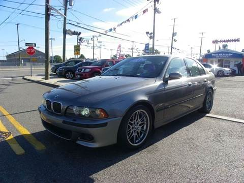 2003 BMW M5 for sale at Route 46 Auto Sales Inc in Lodi NJ