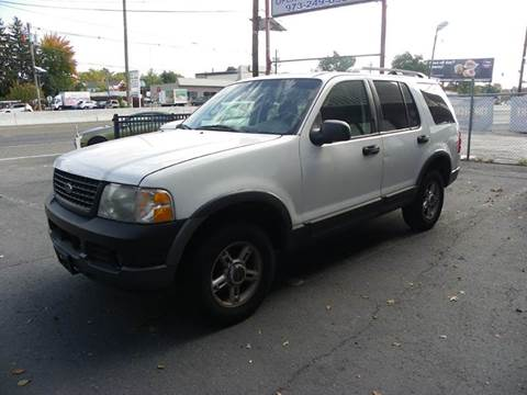 2003 Ford Explorer for sale at Route 46 Auto Sales Inc in Lodi NJ