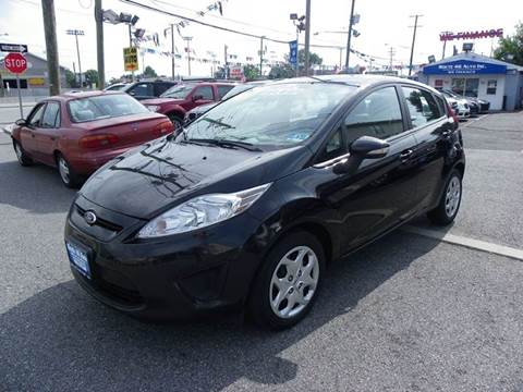 2013 Ford Fiesta for sale at Route 46 Auto Sales Inc in Lodi NJ