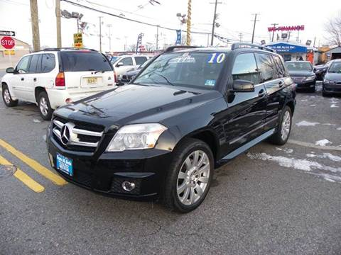 2010 Mercedes-Benz GLK for sale at Route 46 Auto Sales Inc in Lodi NJ