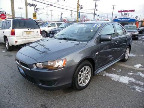 2010 Mitsubishi Lancer for sale at Route 46 Auto Sales Inc in Lodi NJ