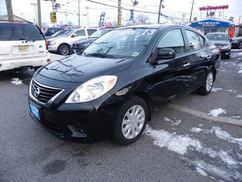 2013 Nissan Versa for sale at Route 46 Auto Sales Inc in Lodi NJ