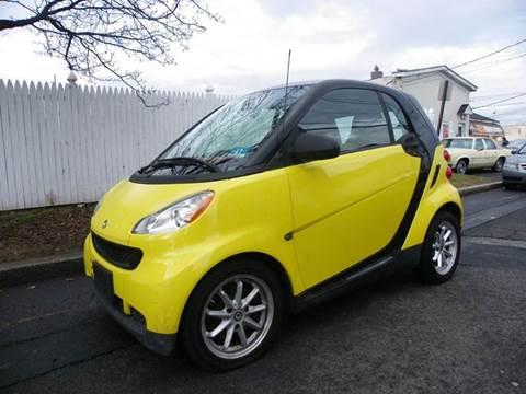 2008 Smart fortwo for sale at Route 46 Auto Sales Inc in Lodi NJ