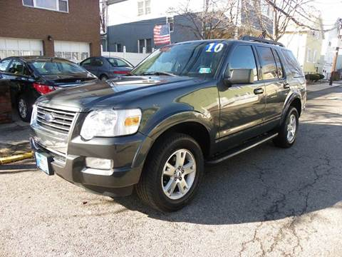 2010 Ford Explorer for sale at Route 46 Auto Sales Inc in Lodi NJ