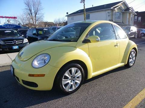 2010 Volkswagen New Beetle for sale at Route 46 Auto Sales Inc in Lodi NJ