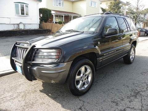 2004 Jeep Grand Cherokee for sale at Route 46 Auto Sales Inc in Lodi NJ