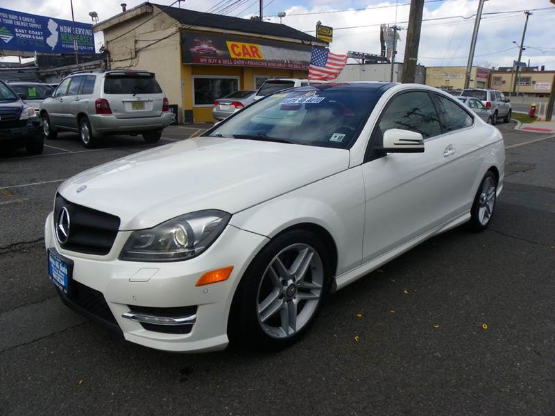 2012 Mercedes-Benz C-Class for sale at Route 46 Auto Sales Inc in Lodi NJ