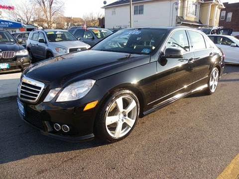 2010 Mercedes-Benz E-Class for sale at Route 46 Auto Sales Inc in Lodi NJ