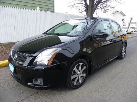 2012 Nissan Sentra for sale at Route 46 Auto Sales Inc in Lodi NJ