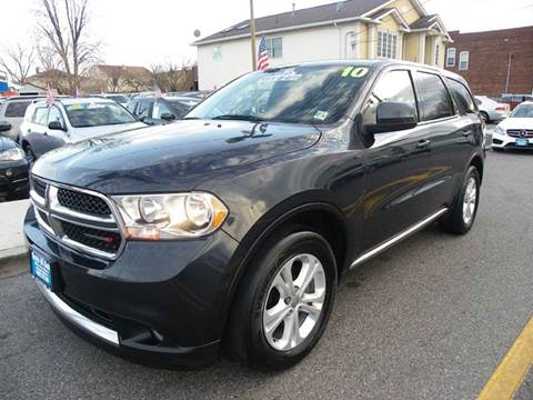 2013 Dodge Durango for sale at Route 46 Auto Sales Inc in Lodi NJ