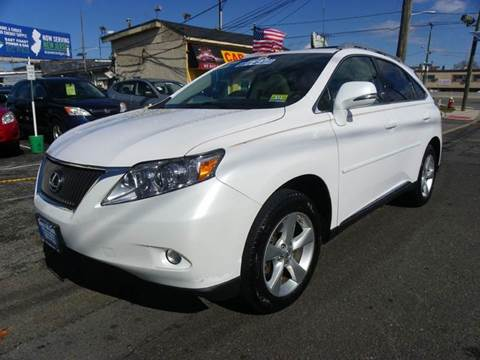 2010 Lexus RX 350 for sale at Route 46 Auto Sales Inc in Lodi NJ