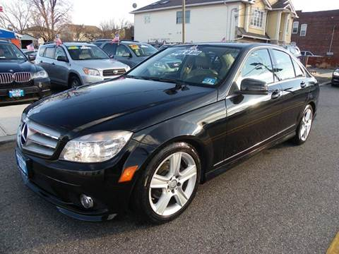 2010 Mercedes-Benz C-Class for sale at Route 46 Auto Sales Inc in Lodi NJ