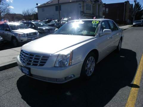 2009 Cadillac DTS for sale in Lodi, NJ